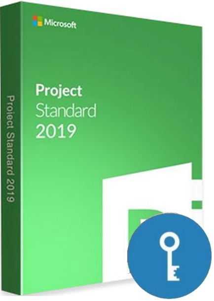 MS Project 2019 Standart - купить в интернет-магазине Softmonstr.ru