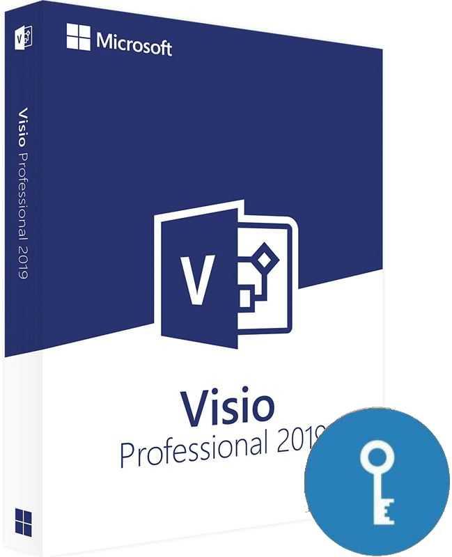 MS Visio 2019 Professional - купить в интернет-магазине Softmonstr.ru