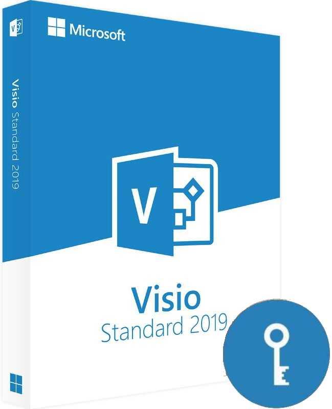 MS Visio 2019 Standart - купить в интернет-магазине Softmonstr.ru