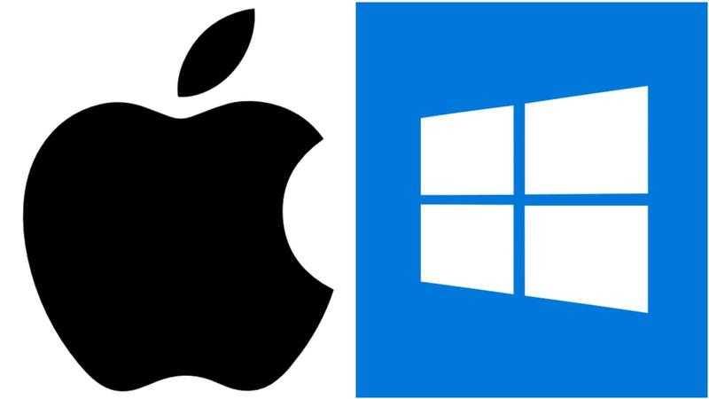 Как установить Windows на Mac